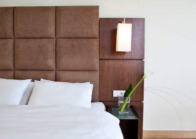 SK Wood - Hotel Room