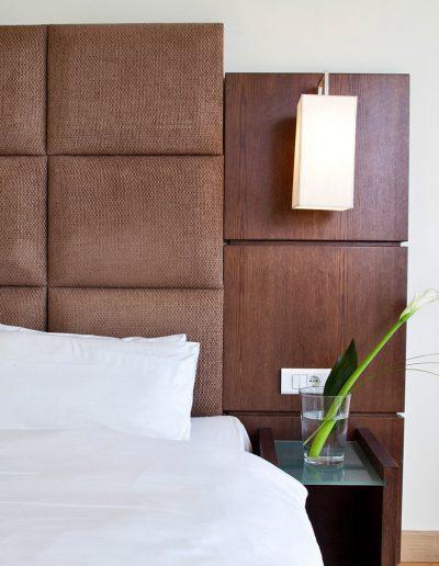SK Wood -Hotel Room 13